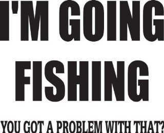 Im Gone Fishing Quotes   Kids Boys Bed Room   Picture Art