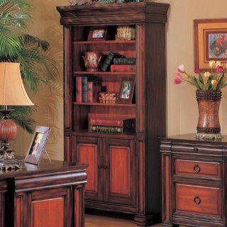 Chomedey Traditional Combination Bookcase by Coaster: Home