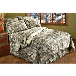 All   In   One True Timber MC2 Camo Bedding Set, TWIN: Home & Kitchen