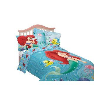 Mermaid COMFORTER   Twin Size   Girls Bedding: Explore similar items