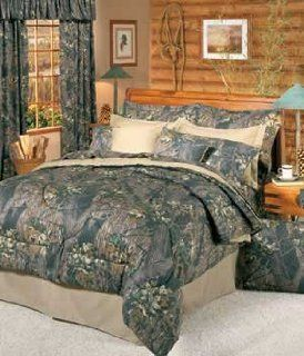 : Camo Bedding   New Break Up   Comforter Set   Full: Home & Kitchen