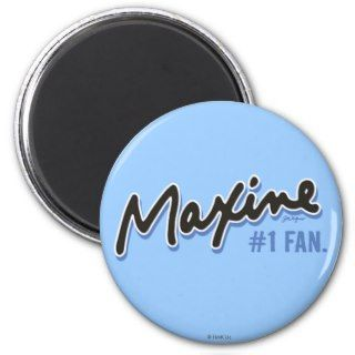 Maxine Number 1 Fan Magnets