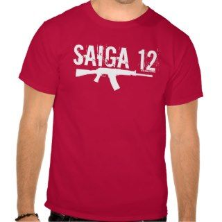 Saiga 12   Team Shirt