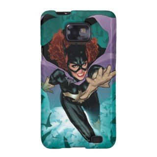 The New 52   Batgirl #1 Samsung Galaxy S Cases
