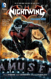 Nightwing Vol. 3: Death of the Family (The New 52): Kyle