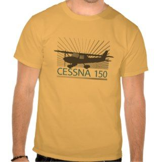 Cessna 150 Airplane T Shirts