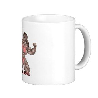 Bodybuilding: Female Muscle Worship Design Mug