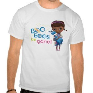 Doc McStuffins and Stuffy   Boo Boos Be Gone Tshirts