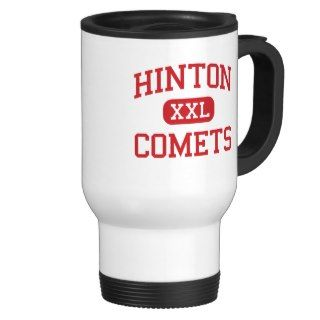 Hinton   Comets   High School   Hinton Oklahoma Mug