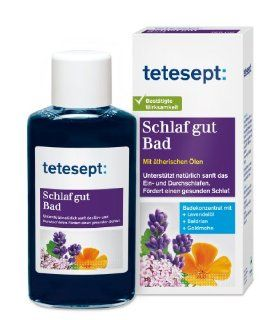 Tetesept Schlaf gut Bad, 5er Pack (5 x 125 ml): Drogerie
