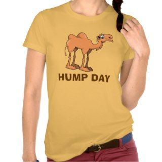 Hump Day Camel T shirt