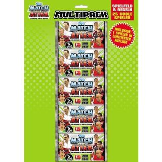 Topps TO304   Match Attax Multi Pack 2011/2012: Spielzeug