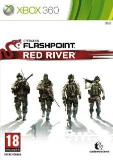 Operation Flashpoint: Red River [PEGI]: Xbox 360: Games