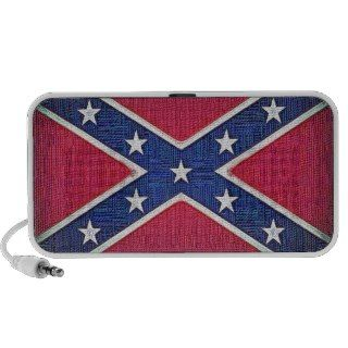 Redneck   Confederate Flag Threads Travelling Speaker