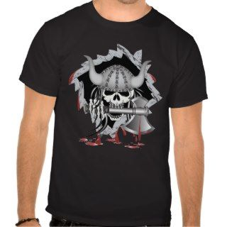 Viking Skull Shirts