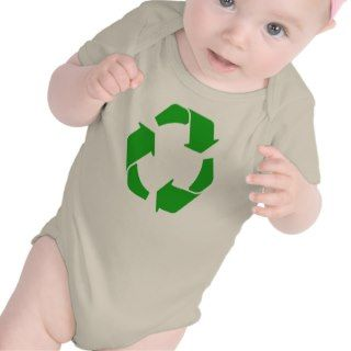 Recycle Symbol baby Tee Shirt