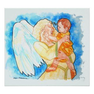 Guardian Angel Print