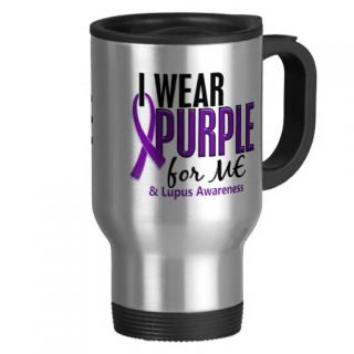 Wear Purple For ME 10 Lupus Coffee Mugs