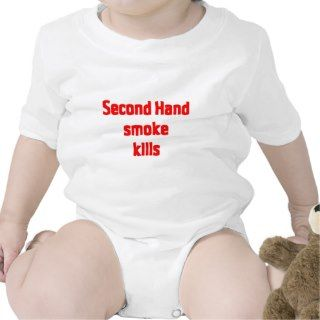 second hand smoke kills romper
