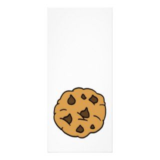 Cartoon Clipart HUGE Chocolate Chip Cookie Dessert Personalized Rack