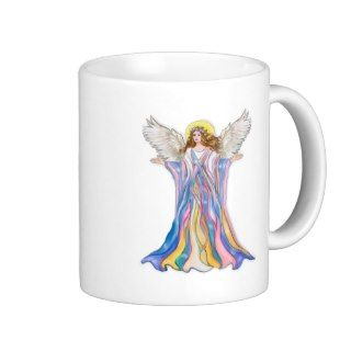 Guardian Angel Blessing Coffee Mugs