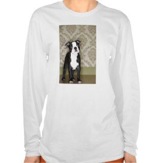 Boston Terrier Puppy 2 Tshirt
