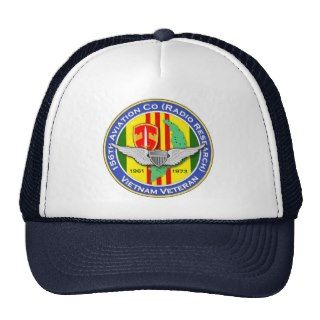 156th Avn Co RR 3b   ASA Vietnam Trucker Hat