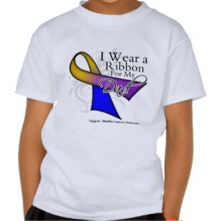 of those affected by bladder cancer with i wear a ribbon for my