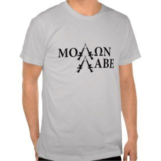 Molon Labe, Come and Take Them Shirts