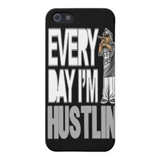Every Day Im Hustlin   iPhone 5 Case