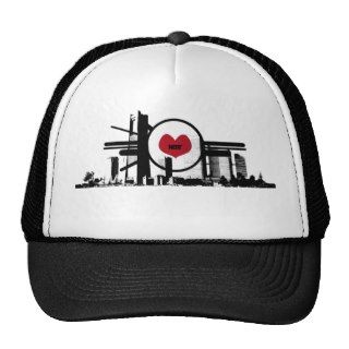 NOS City Trucker Cap. Trucker Hats