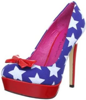 Ladystar by Daniela Katzenberger Kathy 10 LK1170 Damen Pumps: