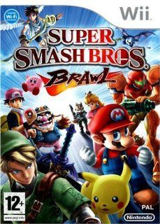 Super Smash Bros. Brawl [Pegi]: Games