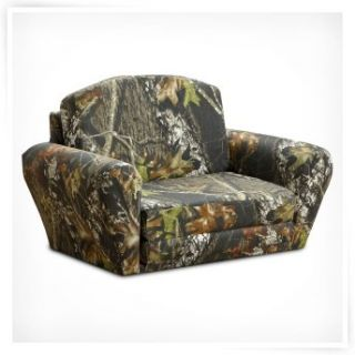 Kidz World Mossy Oak Camouflage Video Rocker   Kids Specialty Chairs