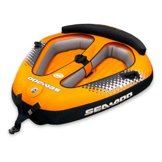 Sea Doo THERMO 2 Person Inflatable Platform   Ski Tubes