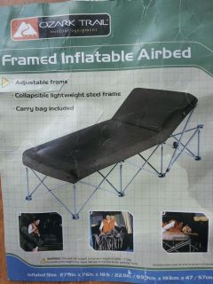 Ozark Trail Air Bed On Popscreen