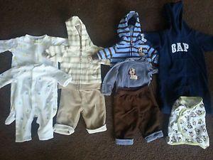 Baby Boy Newborn Winter Clothing