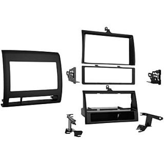 Metra™ 99 8214TB 2005 2011 Toyota Tacoma Installation Kit, Black