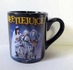 Beetlejuice Movie Poster Ceramic Mug Coffee Cup