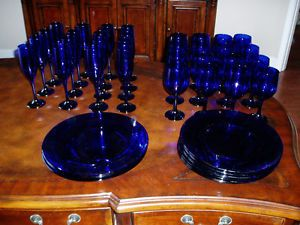 Portmeirion Harvest Blue 48 Oz Pitcher, Fine China Dinnerware Blue ...