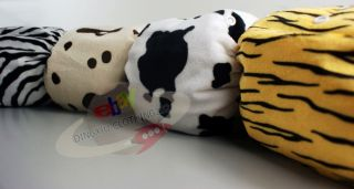 "Cute re Usable Bamboo Baby Diaper Cloth Nappy Bamboo Insert ""Animal Skin""4 Style"