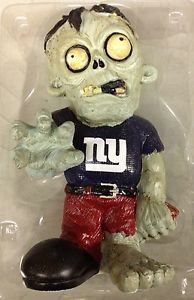NY New York Giants Zombie Decorative Garden Gnome Figure Statue New NFL