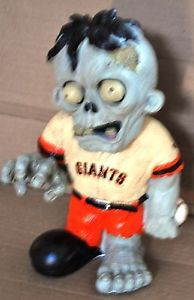 San Francisco Giants Zombie Decorative Garden Gnome Figure Statue New MLB