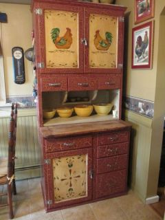 Sale Antique Hoosier Cabinet