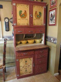 Sale Antique Hoosier Cabinet