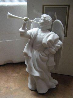 Gabriel 1992 Avon Nativity Collectibles Porcelain Figurine