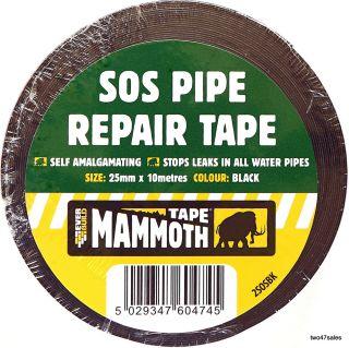 Everbuild Pipe Repair Tape Stop Water Leak