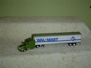"Tonkin 1 87th Peterbilt 386 Trac 53' Trailer ""Wal Mart Sam's Club """