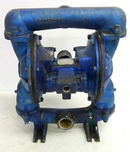 Sandpiper Air Powered Double Diaphragm Pump EB2 M