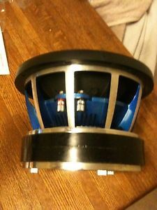 """RARE"" Power Acoustik MOFO 10 1 Way 10"" Car Subwoofer"